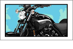 バイク プラモデル