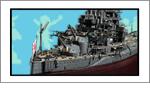 戦艦 軍艦 プラモデル