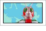 仮面ライダー ソフビ