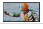 カルビー 仮面ライダー V3 大当たりカード