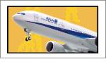 ANA 飛行機/航空機模型