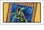 究極完全態・グレート・モス 初期 シークレットカード