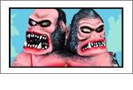 キングゴリラ獣 怪獣シリーズ