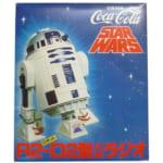 225099コカ・コーラ スターウォーズ R2-D2型 AMラジオ 当選品
