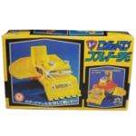 タカラ ロボットマン ブルドーザーセット/レトロな玩具