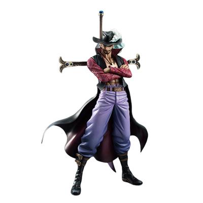 メガハウス Portrait.Of.Pirates NEO-DX エクセレントモデル ジュラキュール・ミホーク Ver.2 /ONE PIECE フィギュア