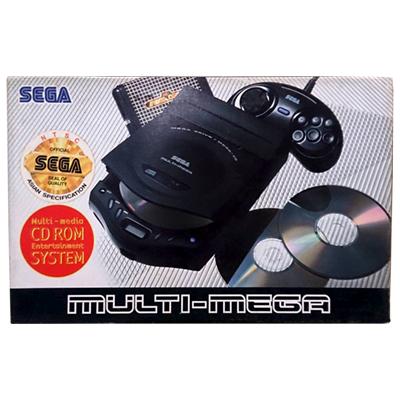 MULTI-MEGA (アジア版) /メガCD