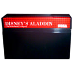 セガ マスターシステム 海外版ソフト Aladdin アラジン