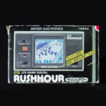 LCD GAME DIGITAL(GD) ラッシュアワー