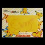 223623限定 Newニンテンドー3DS LL ピカチュウ(イエロー) Nintendo3DS LL