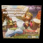PS VITA 限定 メタルスライムエディション ドラゴンクエストビルダーズ アレフガルドを復活せよ/PlayStation Vita