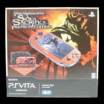 PS VITA 限定 SOUL SACRIFICE PREMIUM EDITION/PlayStationVit