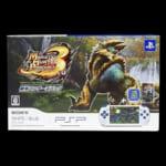 モンスターハンターポータブル3rd 新米ハンターズパック(ホワイト・ブルー)/PSP