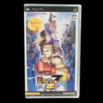 PSPソフト ストリートファイター ZERO3 ダブルアッパー