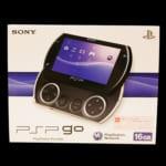 PSP go ピアノ・ブラック