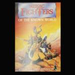 シタデル ミニチュア メタルフィギュア HEROIC FIGHTERS OF THE KNOWN WORLD/TRPG
