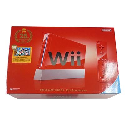 Wii マリオ25周年モデル