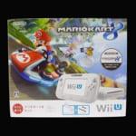 WiiU すぐに遊べる マリオカート8 セット shiro
