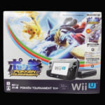 WiiU ポッ拳 POKKEN TOURNAMENT セット
