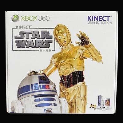 XBOX360 Kinect スター・ウォーズ リミテッド エディション