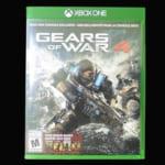 XBOXONE GEARS OF WAR4 ギアーズオブウォー / ゲーム アジア版