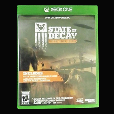 XBOXONE STATE OF DECAY / ゲーム アジア版