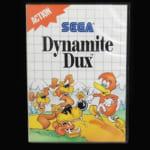 マスターシステムソフト DYNAMITE DUX ダイナマイトダックス/ 北米版