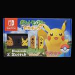 Nintendo Switch  ニンテンドースイッチ ポケットモンスター Let's Go! ピカチュウセット