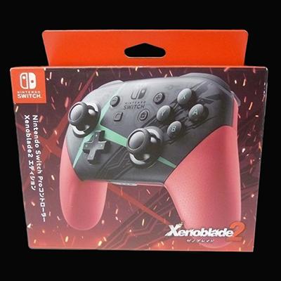 Nintendo Switch  ニンテンドースイッチ Proコントローラー Xenoblade2 エディション ゼノブレイド2