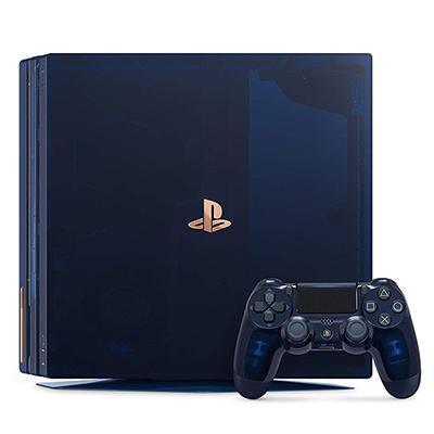 プレイステーション4 Pro/PS4 Pro 500 Million Limited Edition