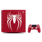 PlayStation4 Pro Marvel's Spider-Man Limited Edition