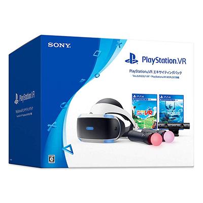 PlayStationVR エキサイティングパック CUHJ-16008