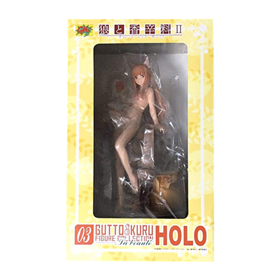 CM's グッとくるフィギュアコレクション ラ・ボーテ 03 狼と香辛料II ホロ