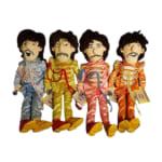 224788アプローズ ビートルズ 人形 55cm サージェントペパーズ/ビートルズ(BEATLES)
