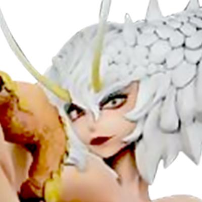デビルマン シレーヌ ~恍惚の妖鳥~ エクセレントレジン製塗装済み完成品