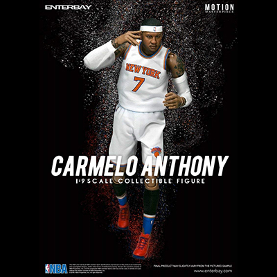 NBAコレクション モーションマスターピース 1/9 カーメロ・アンソニー