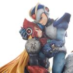 223919AMAKUNI ロックマンX-コミック版- 1/7 エックス&ゼロ「懐かしい未来へ…」