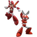 4インチネル 「ロックマン7」 スーパーロックマン&カットマン 限値練オンラインショップ限定
