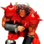 226921CCP Muscular Collection Vol.EX バッファローマン2.0 キン肉星王位争奪編 ハイスペックVer. 特別カラー フィギュア王誌上限定