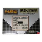 エポック社 ポケコン マージャン MAHJONGG ゲームポケコン用ソフト