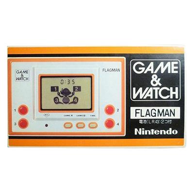 GAME & WATCH ゲームウオッチ(ゲームウォッチ) フラッグマン