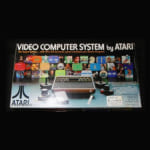 ATARI 2600 VIDEO COMPUTER SYSTEM(アタリ 2600)