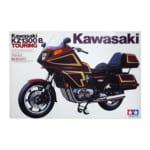 タミヤ ビッグスケールシリーズ No.21 1/6 カワサキ KZ1300 B ツーリング ディスプレイモデル/バイク プラモデル