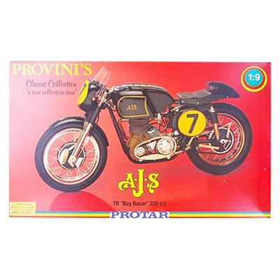 "PROTAR プロター 1/9 AJS 7R ""Boy Racer"" 350cc"