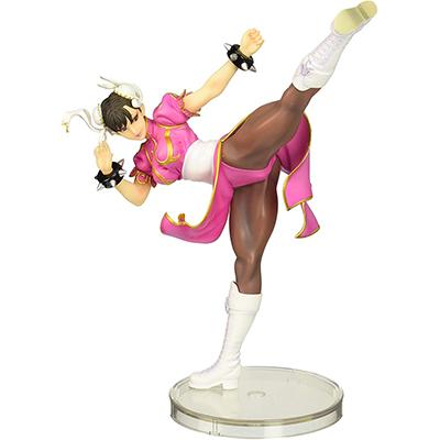 STREET FIGHTER美少女 春麗 -PINK COSTUME- 限定版 1/7スケールフィギュア