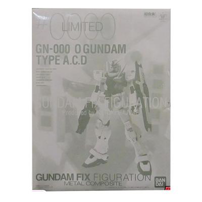 GUNDAM FIX FIGURATION メタルコンポジット GFFMC #0000 GN-000 Oガンダム TYPE A.C.D 魂ウェブ商店限定