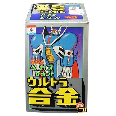 中嶋製作所 ウルトラ合金 宇宙の騎士テッカマン ペガス ロボット