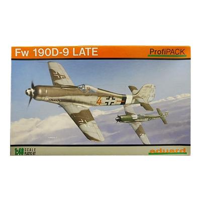 エデュアルド 1/48 フォッケウルフ Fw190D-9 LATE