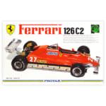 PROTAR プロター 1/12 Ferrari 126C2 TURBO