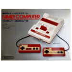 227802ファミリーコンピュータ HVC-001(四角ボタン)/ ファミコン